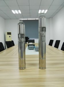 3in Submersible Brushless DC Motor Solar Irrigation Pump pictures & photos