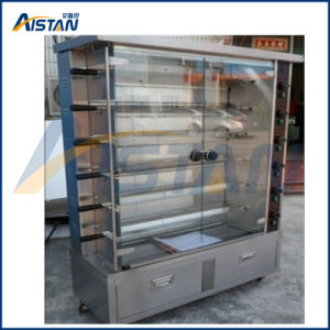 Jgt6PA 6 Layers Gas Chicken Rotisseries Roaster of Catering Equipment pictures & photos