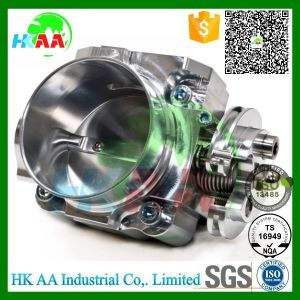 OEM High Performance Throttle Body, CNC Machined Aluminum Throttle Body Adapter pictures & photos