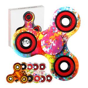 Tri-Spinner Fidget Toys Pattern Hand Spinner Fidget Spinner pictures & photos