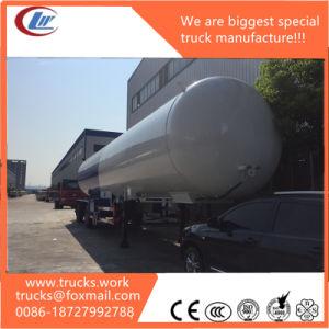 LPG Tanker Semi-Trailer for ASME 60m3 Lp Gas Road Tank pictures & photos