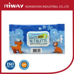 Functional Wet Wipes/Pet Wipe Household Wipe Face Wipe/Non-Alcoholic Cleaning Wet Wipes pictures & photos