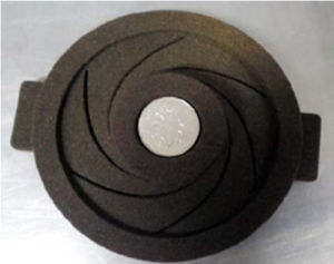 MP-400 Multi-Print Materials Digital Jet 3D Printer pictures & photos