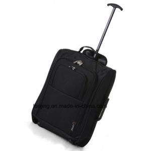21 Inch Carry on Wheeled Travel Trolley Luggage pictures & photos
