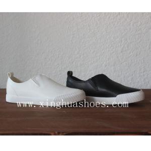 Canvas Shoes Comfort Shoes Skid Grip pictures & photos