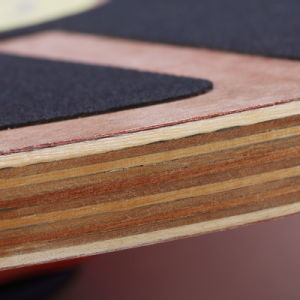 Non-Skid Wooden Wobble Board pictures & photos