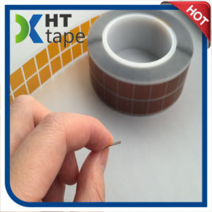 Heat Resistant Silicone Adhesive Polyimide Die Cut Tape pictures & photos
