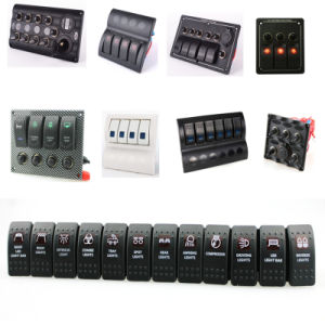 LED Awning Light Car Carling Rocker Switch Rocker Switches pictures & photos