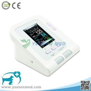 Ysbp80V Medical Hospital Cheap LCD Display Veterinary Blood Pressure Monitor pictures & photos