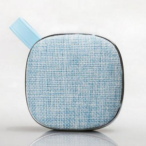 X25 Fabric Art Wireless Indoor Bluetooth Stereo Speaker Support TF pictures & photos