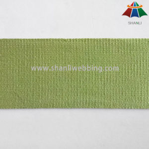 Garments and Bags Accessories Green Pure Cotton Webbing pictures & photos