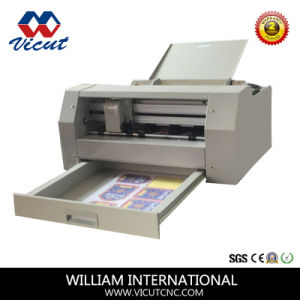Adhesive Sticker Automatic Feeding High Speed Label Sheet Die Cutter pictures & photos