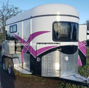Hot Sale Horse Trailer/Horse Floats Angel Load with Adr Stardard pictures & photos