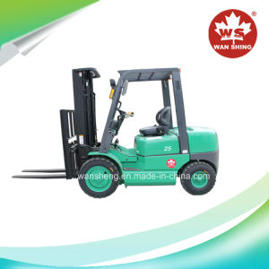 High-Quality Competitive Price 2.5 Ton Diesel Forklift Truck pictures & photos