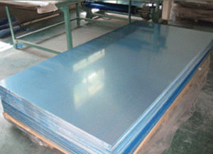 Mill Acid Etched Aluminum Sheets 5052 H38 for Signs pictures & photos