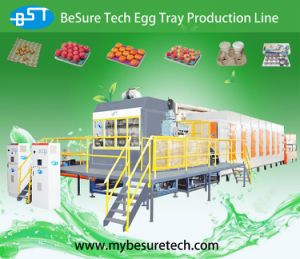 Egg Tray Making Machine (1500) pictures & photos