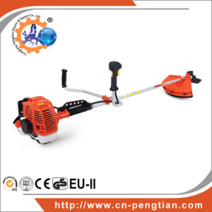 43cc Grass Trimmer with 3t Metal Blade Brush Cutter Garden Tool pictures & photos