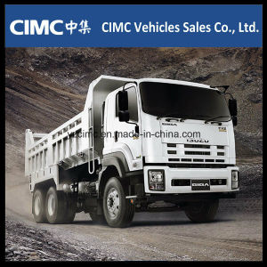 Brand New Isuzu 12 Wheeler Dump Truck 8X4 pictures & photos