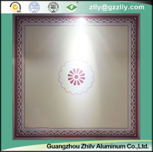 Fresh and China Classic Aluminum Ceiling Tiles pictures & photos