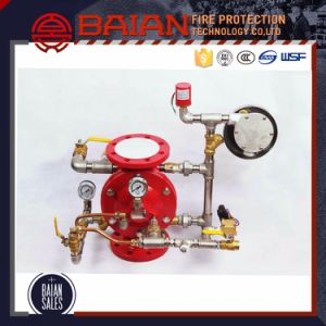 Wet Alarm Check Valve Fire Alarm System pictures & photos