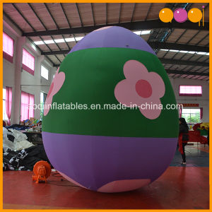 Hot Sale Giant Easter Cute Inflatable Color Egg for Advertising Decoration (AQ56138-1) pictures & photos