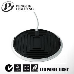 24W CRI 80 Round LED Panel Light with New Design pictures & photos