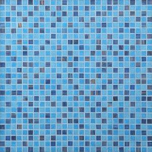 10*10mm Hot Sale Foshan Hand-Cut Design Wall Art Mosaic Glass Mosaic pictures & photos