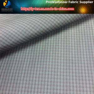 Yarn Dyed Fabric of Polyester Plaid Upscale Garment Lining (YD1186) pictures & photos