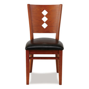 Comfortable Foshan Wooden Dining Chair (CY-9203) pictures & photos
