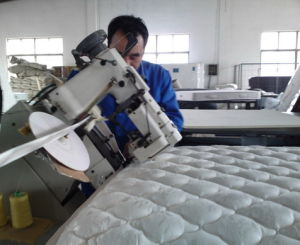 Auto Mattress Tape Edge Sewing Machine (FB-6) pictures & photos