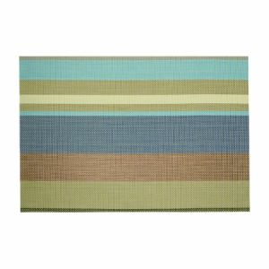 Stripes Promotional Textile Woven Placemat for Tabletop & Flooring pictures & photos