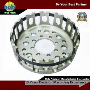 CNC Aluminum Anodized Turning Parts pictures & photos