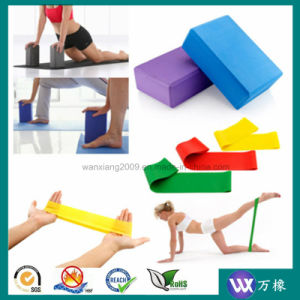 Soft Yoga Exercise Block EVA Foam pictures & photos