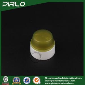 8g White New Design Plastic Screw Empty Eye Cream Cosmetic Jars pictures & photos