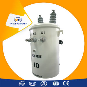 Pole Mounted Single Phase Distribution Transformer  50kVA pictures & photos