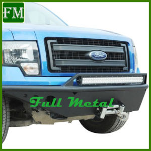 Tubular Front Winch Steel Bumper Fit 09-14 for Ford F-150 pictures & photos