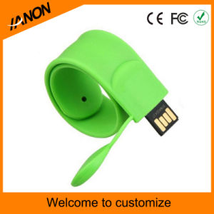 Many Kinds of Bracelet USB Flash Drive with Your Logo pictures & photos