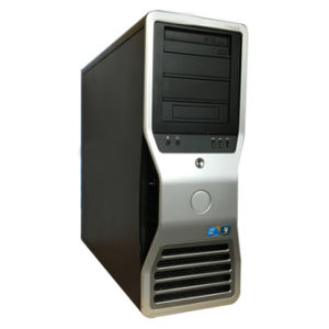 Dual Radiator T7500 for DELL Used Workstation pictures & photos