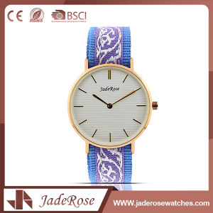 Chinese Style Purple Digital Ladies Quartz Watch pictures & photos