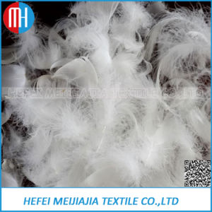 Washed White or Grey Duck Down Feather pictures & photos