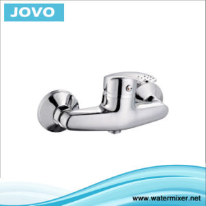 Hot Sale Znic and Brass Bathtub Faucet Jv 71403 pictures & photos