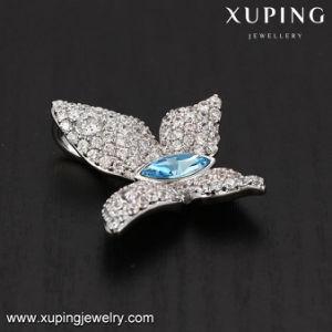 32899 Fashion Rhodium Plated Butterfly Pendant with Crystals From Swarovski Jewelry pictures & photos