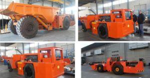 Low Profile Underground Dump Truck 20ton pictures & photos