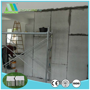 China Cheap Building Materials EPS Sandwich Wall Panel for Warehouse pictures & photos
