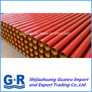 Grey Cast Iron Pipe or Tube for Water Drainage pictures & photos