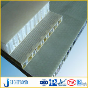 Rough Surface Fiberglass Honeycomb Panels for Composited Stone Sheet pictures & photos
