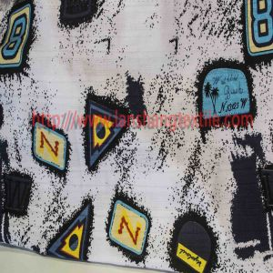 Dyed Fabric Dyed Jacquard Fabric Printing Fabric Cotton Fabric for Woman Dress Coat Skirt Children' S Garment. pictures & photos