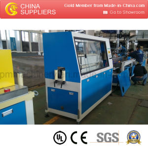 PS Foamed Imitate Wood Profile Extrusion Production Line pictures & photos