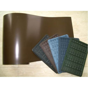 Thermoformed Rigid HIPS Film for Electronic Packaging Trays