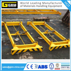 Hot Sale 20FT 40FT Semi Auto Container Spreader for Overhead Crane pictures & photos